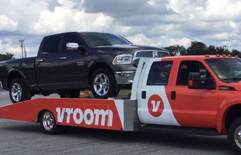 美国线上二手车商Vroom上市首日收盘大涨117.73%