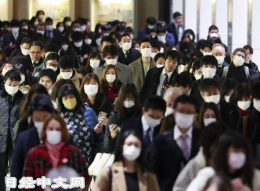 马云向日本东京都捐赠10万只口罩