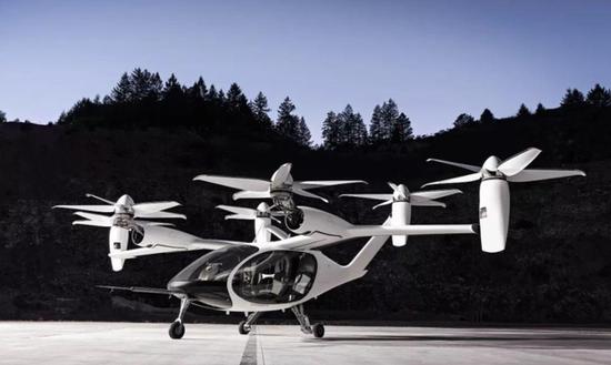 飞行出租车公司 Joby 宣布与 SPAC 合并上市,2024 年商业服务