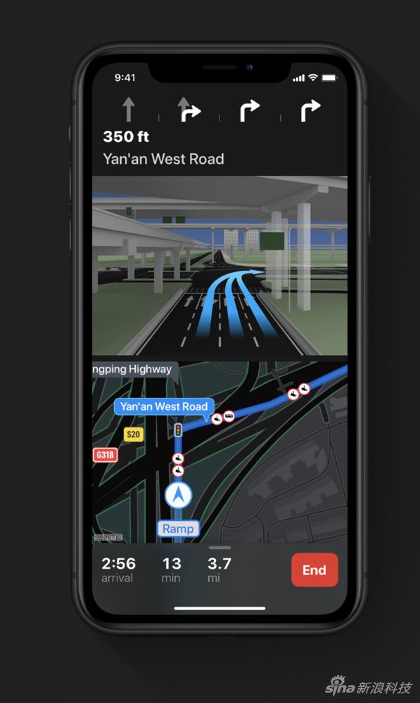 新增路口视图功能