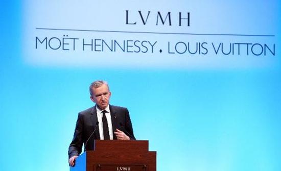 福布斯:世界首富再次易主 LV總裁成新全球首富