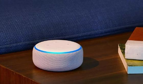 新 Echo Dot