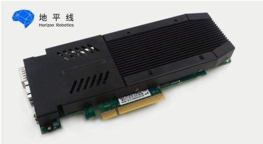 地平线XForce边缘AI计算平台