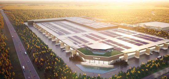 特斯拉得克萨斯工厂开始大规模招聘:多数职位与生产电池芯相关