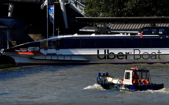 Uber将于周二在伦敦争取运营执照 此前被监管机构撤销