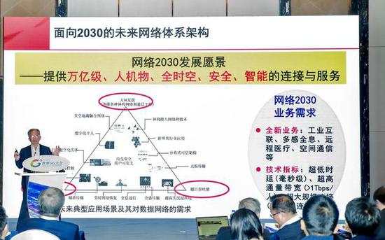 刘韵洁:视频、工业互联网和车联网将会是5G三大应用场景