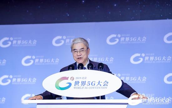 鄔賀銓:5G、AI和工業互聯網三足鼎立支撐數字經濟