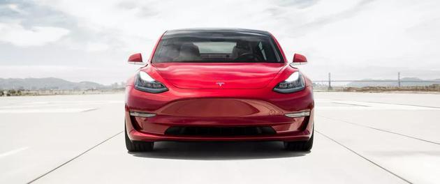 国产Model 3标准续航升级版开放预订,明年第...