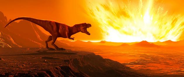 如果没有小行星撞击地球,恐龙会灭绝吗?
