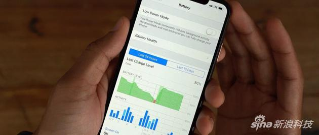 苹果防止第三方更换iPhone电池 在iOS激活休眠软件锁