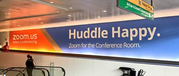 视频会议创业公司Zoom将于4月上市 估值可达几十亿美元
