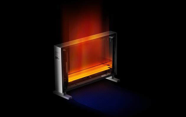 智米发布电暖器/纯净型加湿器等3款新品:229元起的照片 - 6