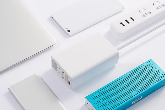 智米发布电暖器/纯净型加湿器等3款新品:229元起的照片 - 2