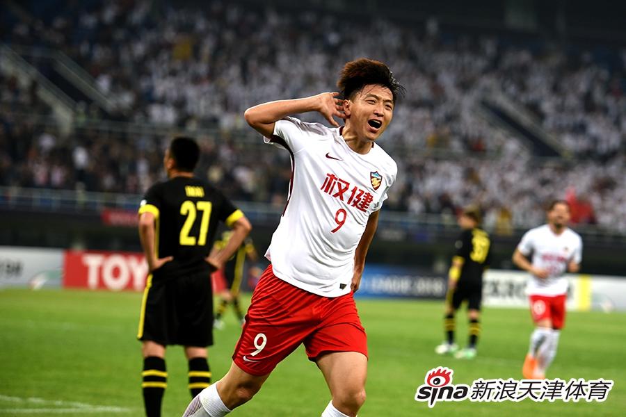2019年9月18日 亚冠杯 鹿岛鹿角vs广州恒大淘宝 比赛视频