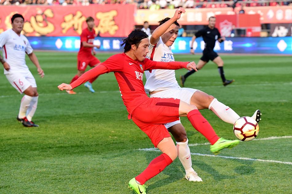 2019年10月19日 中超 北京中赫国安vs上海上港 比赛录像