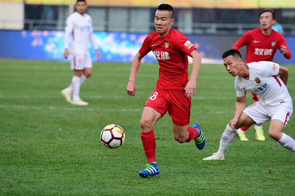 2019年6月16日 中超 深圳佳兆业vs天津泰达 比赛视频