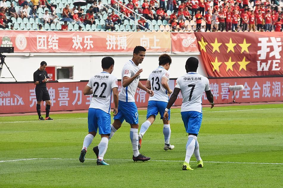 2019年9月22日 中超 广州恒大淘宝vs武汉卓尔 比赛录像