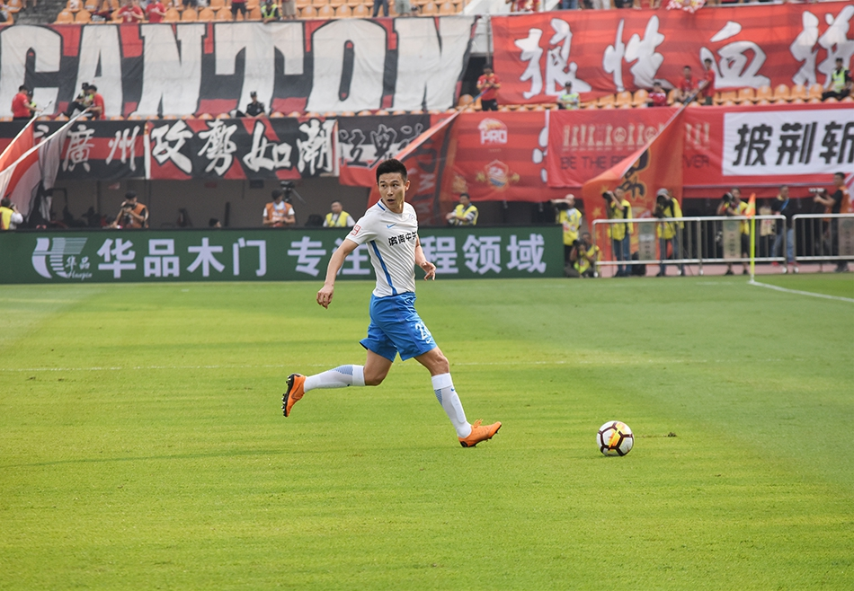 2019年12月1日 中超 河南建业vs广州富力 比赛录像