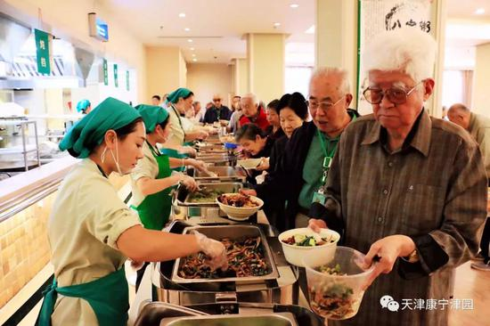 挂机赚钱天津养老社区服务标准来了 应提供24小时管家服务