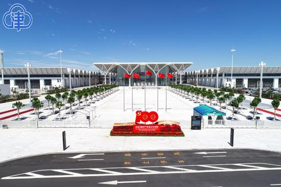 【津云镜头】鸟瞰国家会展中心(天津)施工全记录