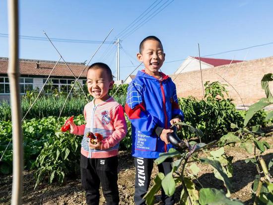 图说韩村变化图片展(第五期) | 小康路上结同心