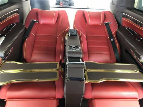 豐田埃爾法蒙娜麗莎限量版商務車價格多少錢