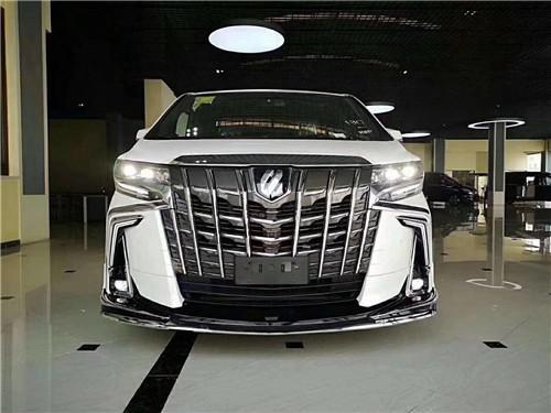 豐田埃爾法蒙娜麗莎限量版商務車新款配置