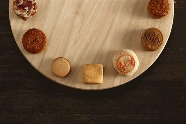 """天津月饼界的新""""网红""""来了 你敢挑战么"""