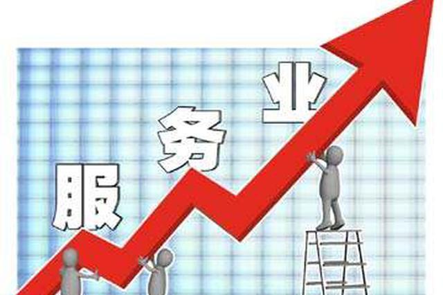 天津服务业增加值同比增长5.9% 对经济增长贡献超87%