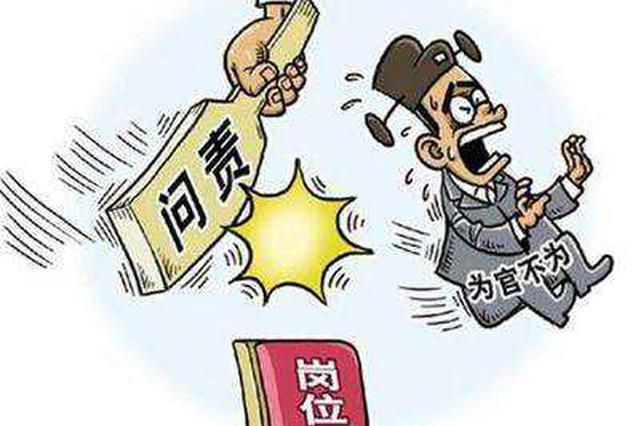 天津市委对2名市管干部严肃问责