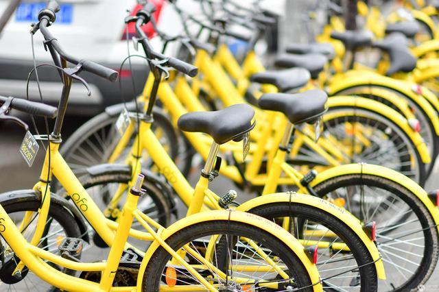津城32000多辆违规投放共享单车被回收