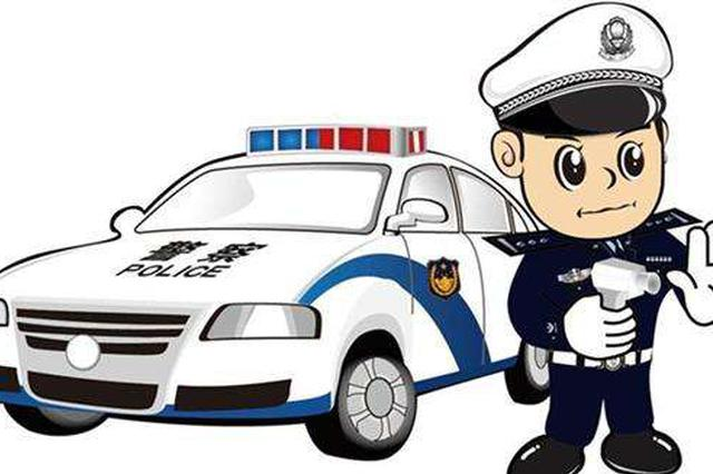 2019年第八批严重交通违法记录公示 涉及800余辆车