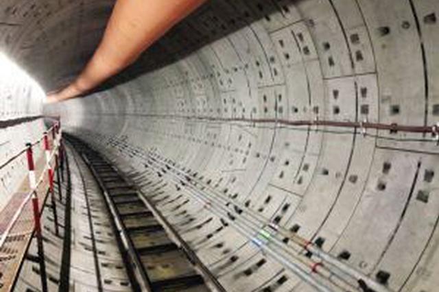 天津地铁4号线 首条双线贯通盾构区间