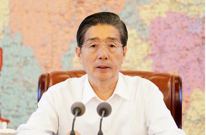 郭聲琨:為新中國成立70周年創造安全穩定環境