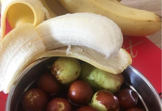 """?香蕉?、冬?棗一起吃?會吃出""""想死的滋味""""?這是為什么"""