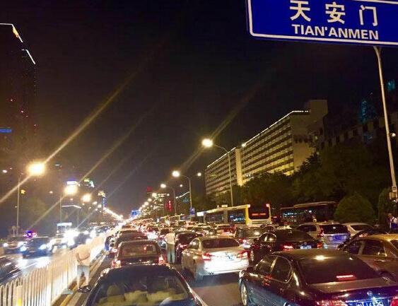 北京交通拥堵费_北京拥堵费借鉴新加坡:日收费至少20元-新浪汽车