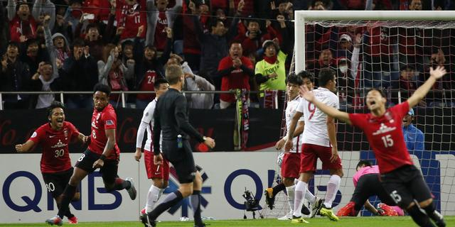 亚冠-上港0-1浦和无缘决赛