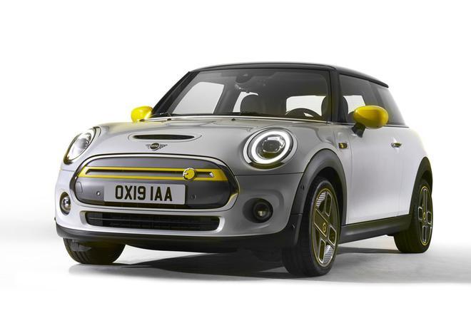 MINI电动版车型官图发布