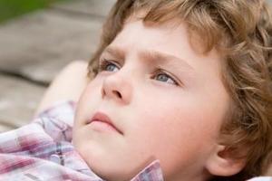 孩子也有心理障碍 教你如何读懂TA