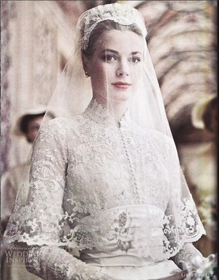 摩纳哥王妃格蕾丝凯_格蕾丝捧杯奥斯卡,大婚 格蕾丝-凯利 摩纳哥王妃_新浪时尚_新浪网