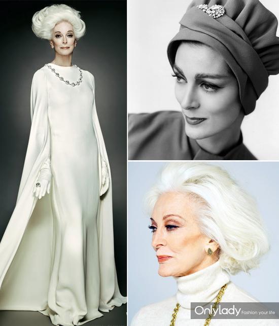 82岁超模卡门_时装周也有血统论 背后的秘密知多少  时装周 揭秘_新浪时尚_新浪网