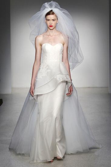 白纱造型图片_极美头纱造型 看了让你想结婚|头纱|新娘|结婚_新浪时尚_新浪网