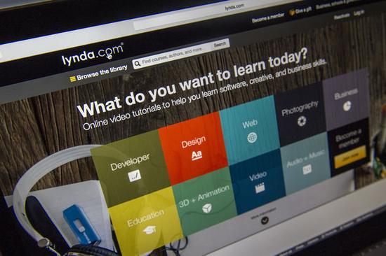 Lynda融资1.86亿美元:创在线教育领域五年新高
