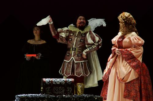 威尼斯商人英语话剧_广话中心重排《威尼斯商人》将登大剧院图片