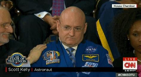 奥巴马嘱咐宇航员:升空后记得发个Instagram