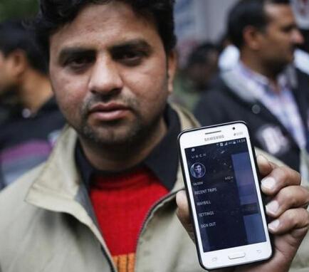 Uber称将在印度首都恢复打车服务 增设安全小组