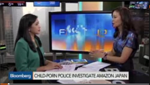 亚马逊日本总部遭警方突袭 涉嫌卖儿童色情品