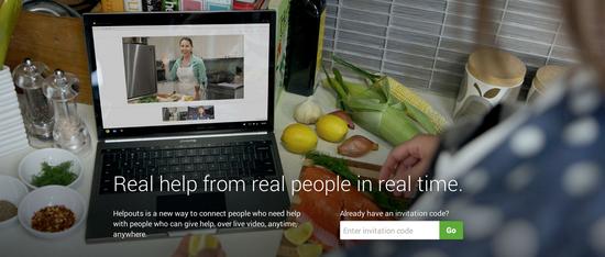 谷歌又枪毙一项产品:这次是视频问答Helpouts