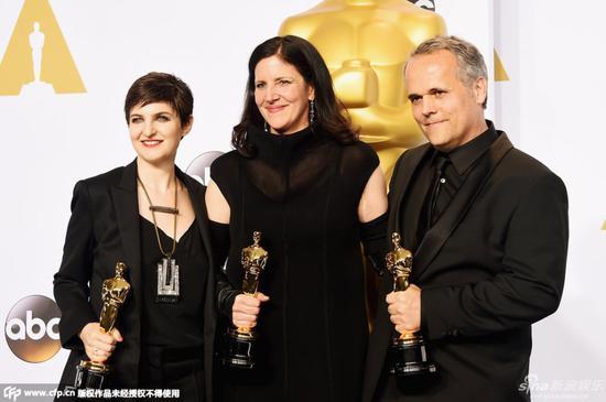 《第四公民》获奥斯卡最佳纪录长片 揭秘斯诺登