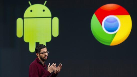 谷歌产品负责人皮猜:愿意重返中国市场